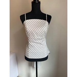 Venus tie back blouse